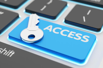 Complete Access - No Hindrance