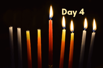 THE FOURTH NIGHT OF HANUKKAH: The Light of Moses