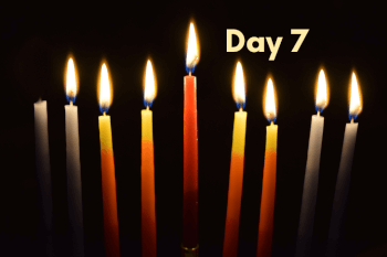 THE SEVENTH NIGHT OF HANUKKAH: The Light of the Gentiles