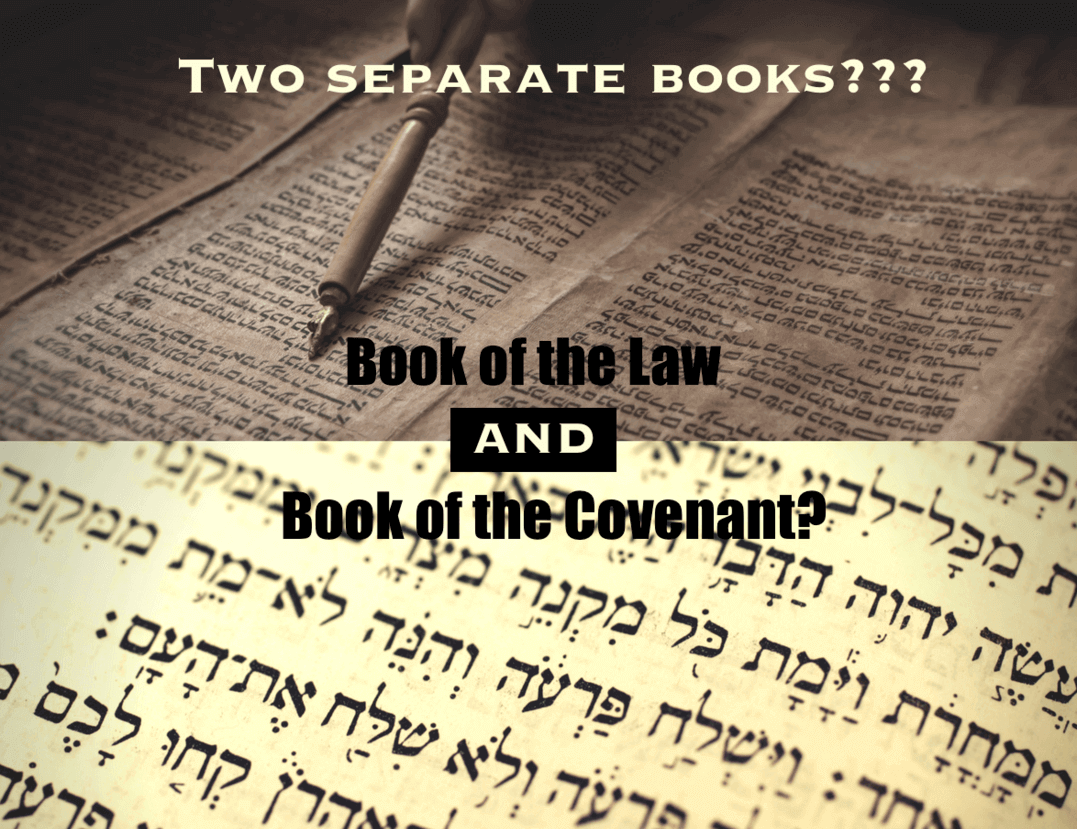 Melchizedek Two-Book Theory Refuted: Part 1