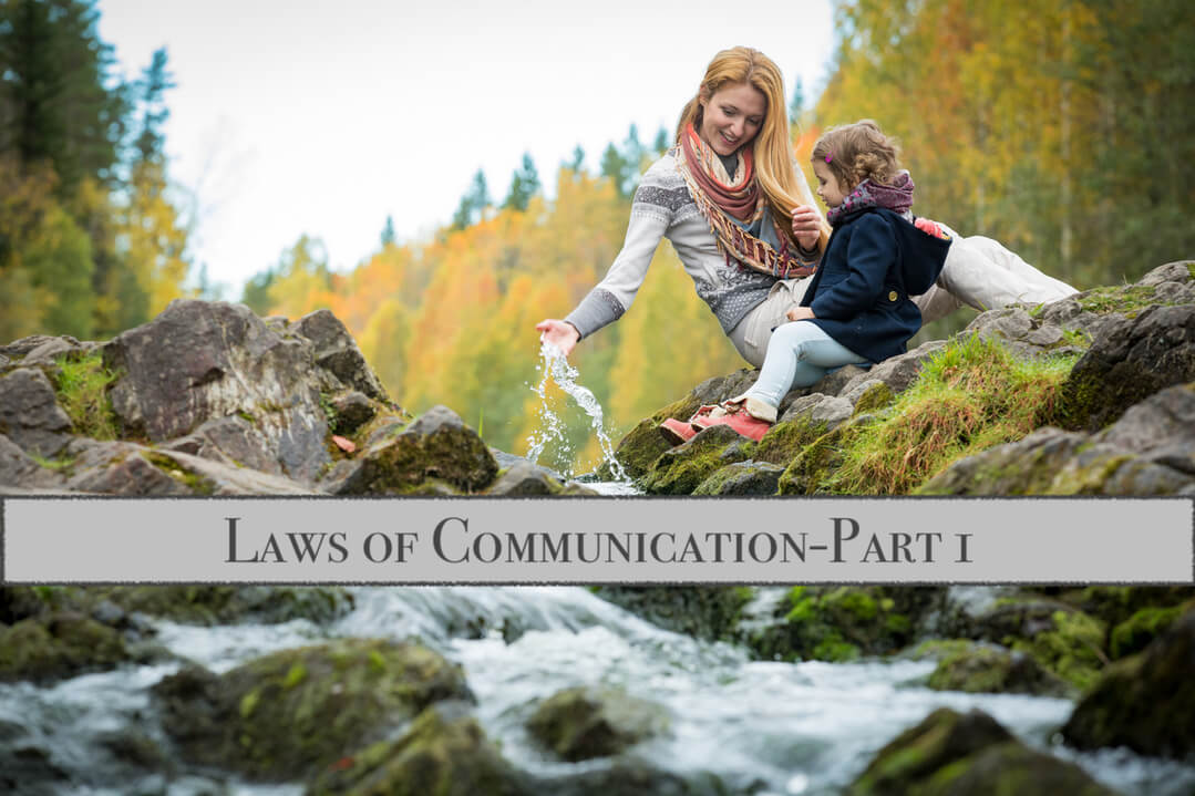 Laws of Communication - Part 1