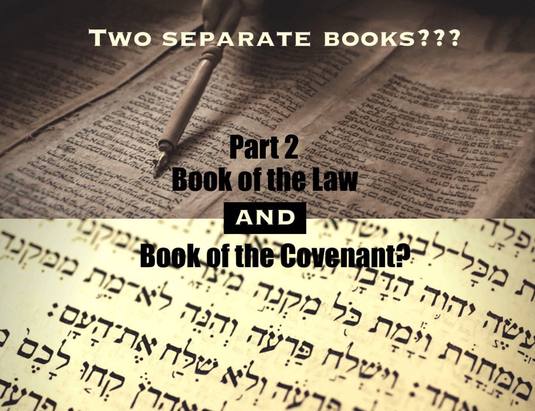 Melchizedek Two-Book Theory Refuted: Part 2