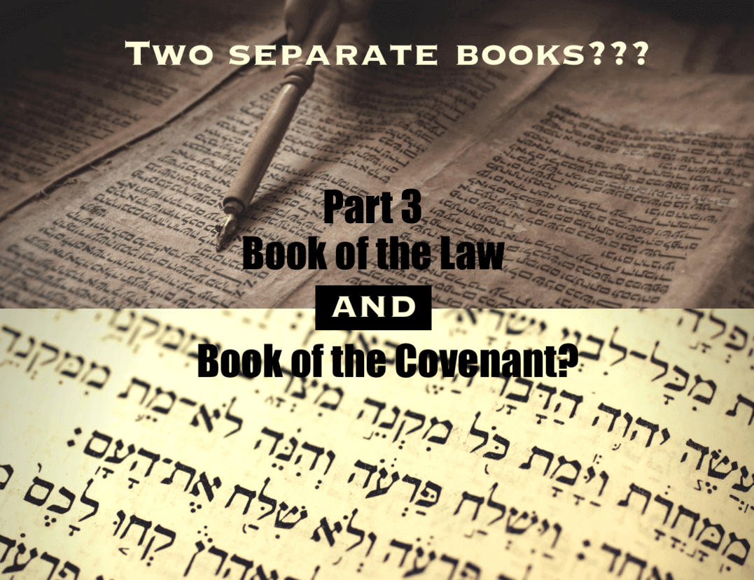 Melchizedek Two-Book Theory Refuted: Part 3