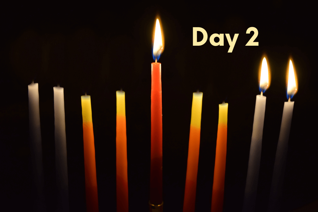 THE SECOND NIGHT OF HANUKKAH: The Light of Noah