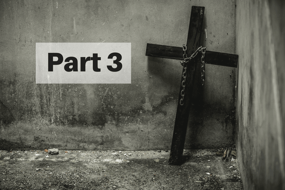 WHAT DOES REAL MINISTRY LOOK LIKE? Part 3: The God of Compassion