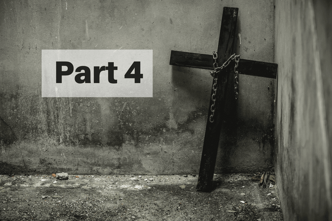 WHAT DOES REAL MINISTRY LOOK LIKE? Part 4: Bringing the Kingdom to Earth